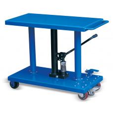 Hydraulische heftafel capaciteit 455 kg