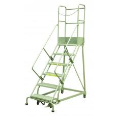 Platform trap hoogte 1530mm