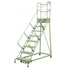 Platform trap hoogte 2040mm