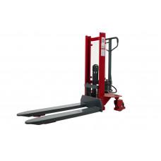 Handbediende stapelaar 1000 kg, hefhoogte 900 mm