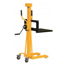 Handbediende stapelaar 80 kg, hefhoogte 1100 mm