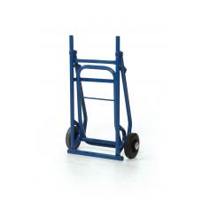 Inklapbare steekwagen 100kg kunststof wielen