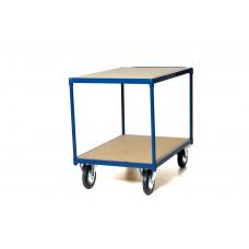 Tafelwagen 500kg Platform 1000 x 700 mm